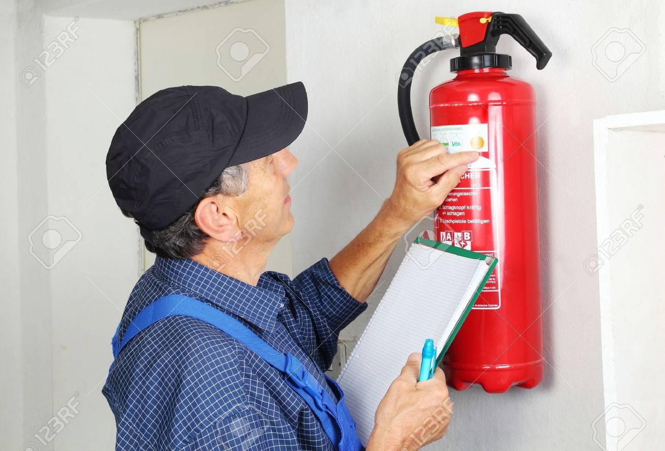 przegląd i legalizacje gaśnic oraz hydrantów