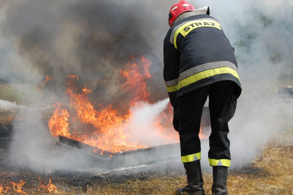 Przegląd i serwis przeciwpożarowy